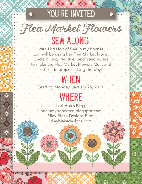Flea Market Flowers SAL