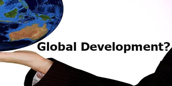 What is Global Development?