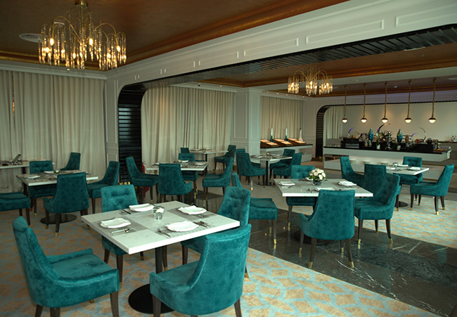 Grand Executive Lounge