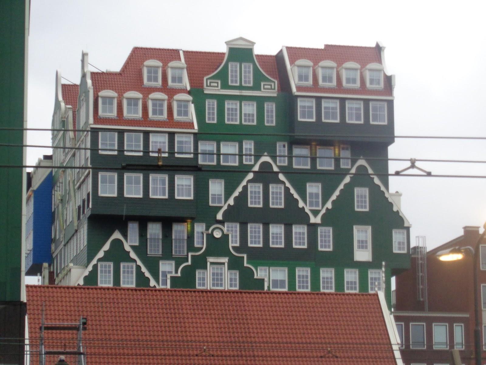 Amsterdam Hotel Intercity Zaandam