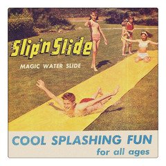 Slip And Slide, Living From Glory To Glory Blog...