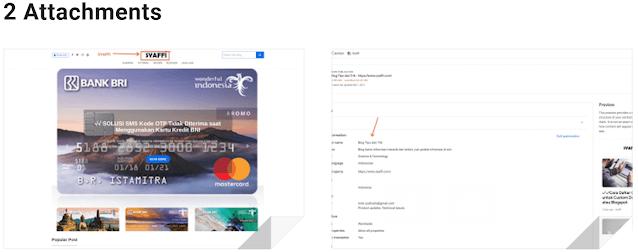 Lampiran Email Penolakan Google News