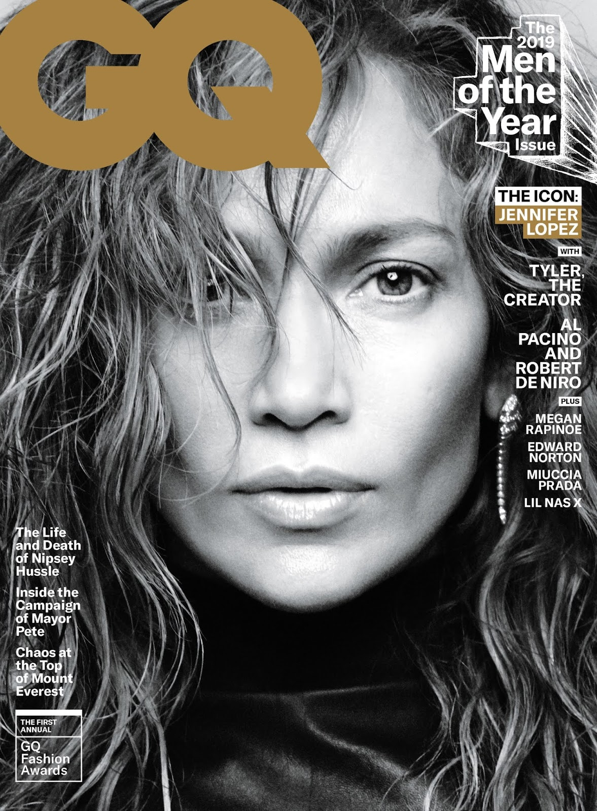 Jennifer Lopez is GQ's Icon of the Year 2019
