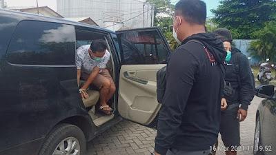 Buronan Kasus 3,3Kg Narkoba Ditangkap Polda NTB