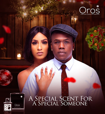 Photos: Juliet Ibrahim And Iceberg Slim For Oros Perfumes