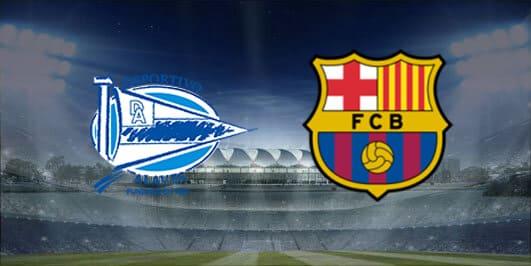 مشاهدة مباراة برشلونة وديبورتيفو ألافيس بث مباشر بتاريخ 21-12-2019 الدوري الاسباني