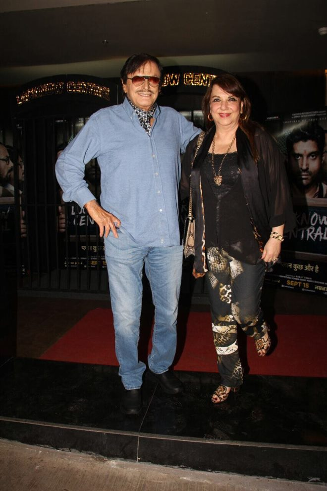 Farhan Akhtar at Lucknow Central Special Screening At Light Box In Mumbai