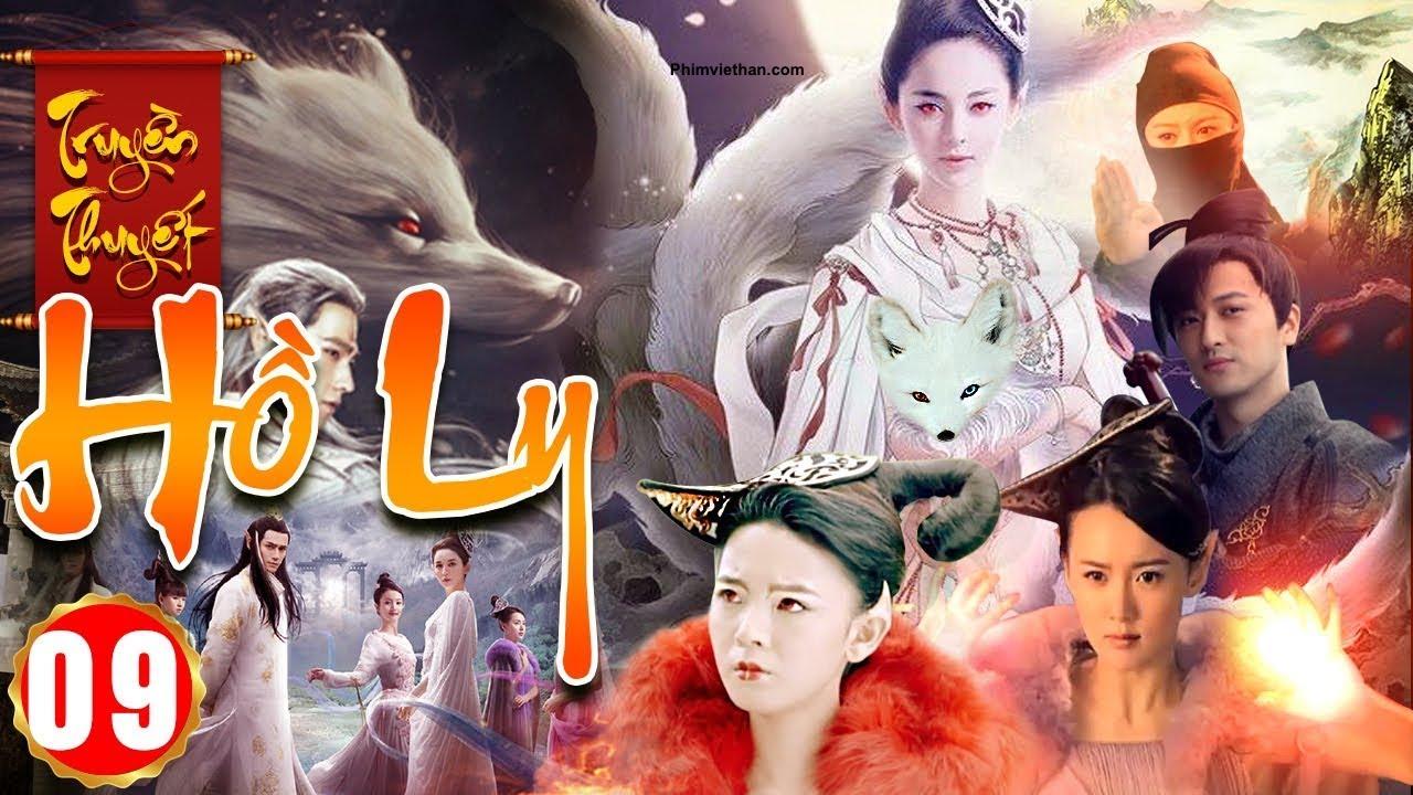 Phim truyền thuyết hồ ly Hong Kong