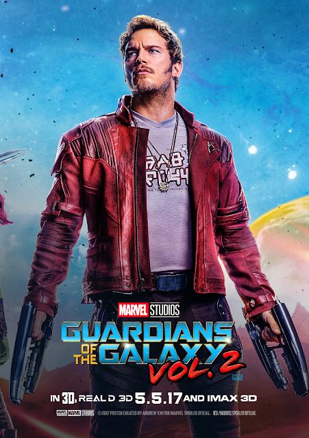 Marvel Spoiler Oficial Guardians Of The Galaxy Vol 2