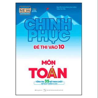 Chinh Phục Đề Thi Vào 10 Môn Toán (Tái Bản) ebook PDF EPUB AWZ3 PRC MOBI