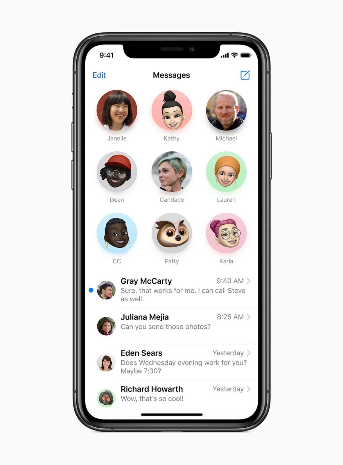 Apple intros iOS 14