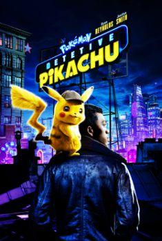 Pokémon: Detetive Pikachu Torrent – HDCAM 720p Dublado