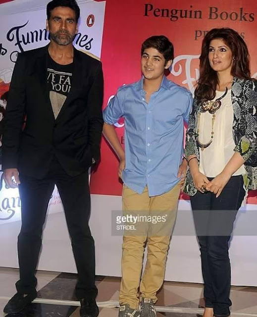 aarav kumar akshay kumar kids,son name,Age,date of birth,facebook,nitara kumar aarav kumar,School,Height,Birthday,Biography,