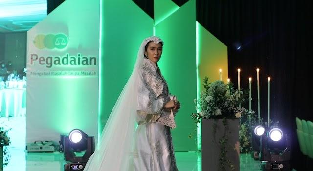 Dirut Pegadaian Resmikan Cicil Perhiasan di Bandung