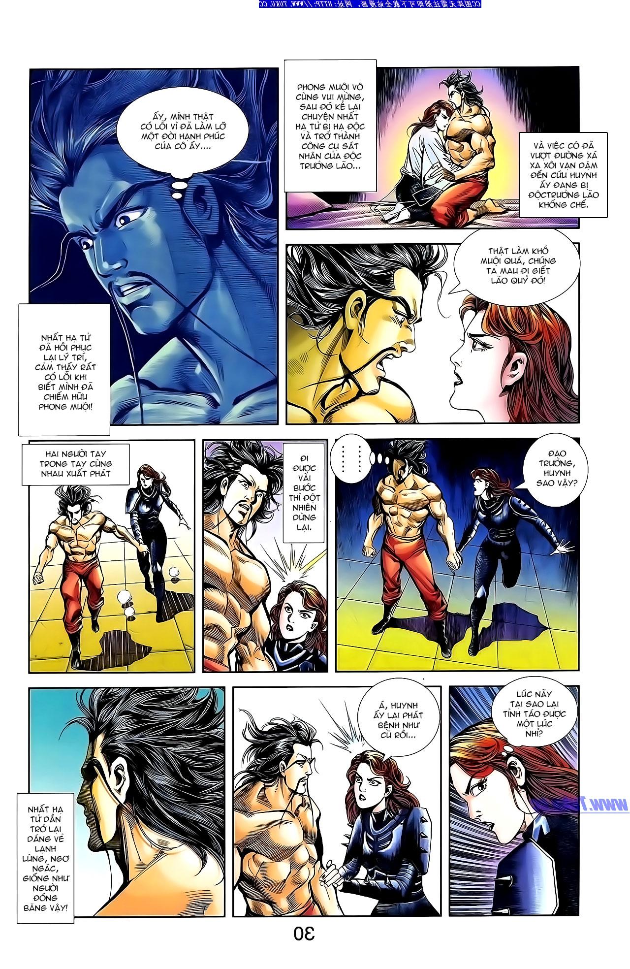 Cơ Phát Khai Chu Bản chapter 139 trang 14