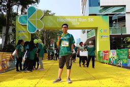 Jangan Mager, Olahraga Lari 5K Pagi Hari Bukan Lagi Wacana