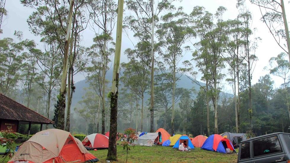 Info 3 Tempat Wisata Camping Biaya Murah Di Bandung Janganlupabahagia Com