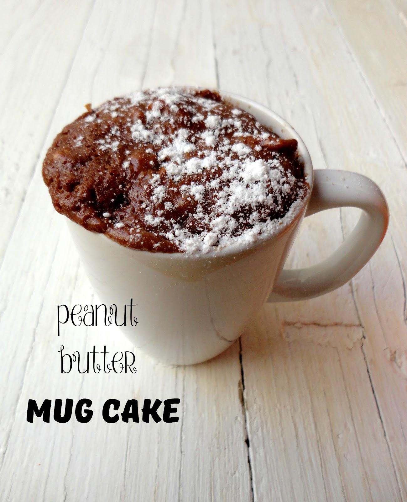 Mug Cake Micro Onde Recette
