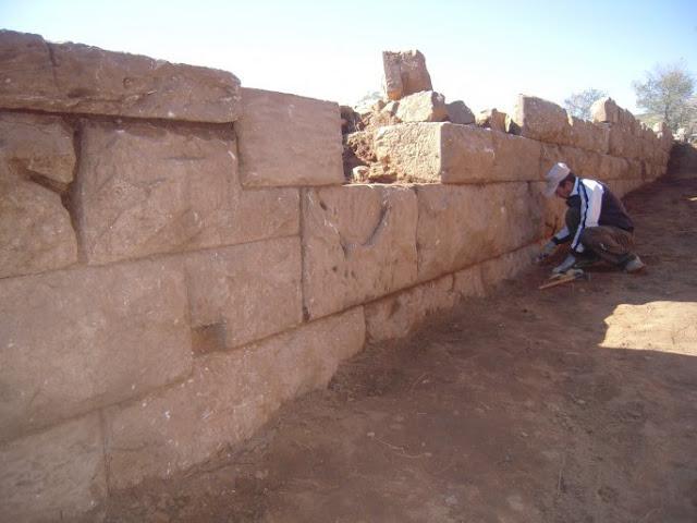 Αρχαία Πίστυρος: Στο φως ένα αρχαίο θησαυροφυλάκιο