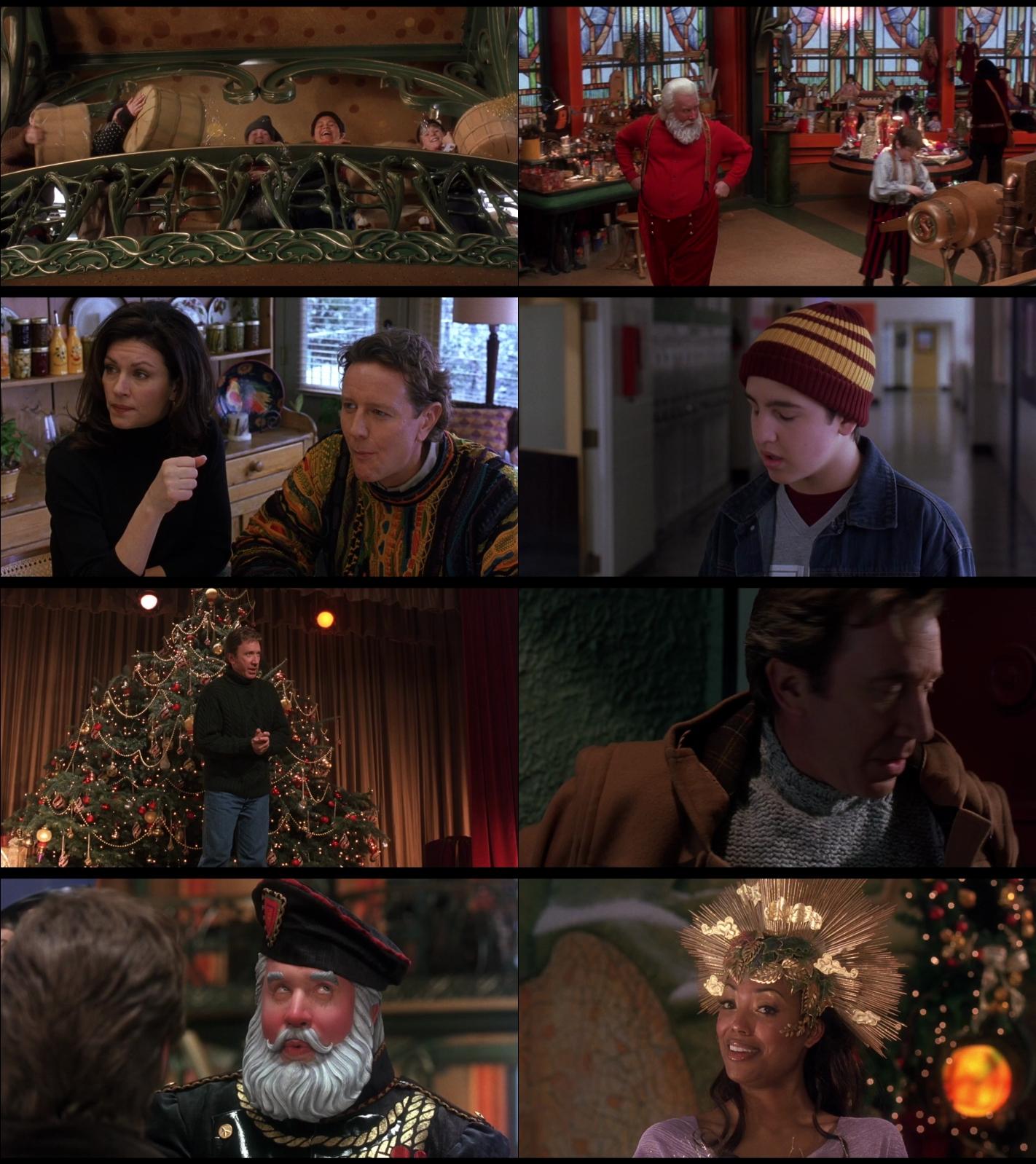 Santa Clausula 2 1080p Latino