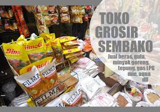 agen distributor minyak goreng, beras, gula, tepung terigu Jateng