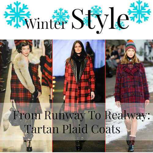 0bd079bff8aad Style-Delights  10 Red Buffalo Check And Tartan Plaid Coats Perfect ...