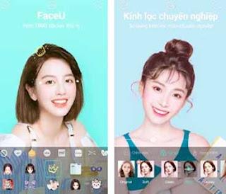 Tải FaceU - App chụp sefie ảnh đẹp đầy cảm hứng cho điện thoại Android b