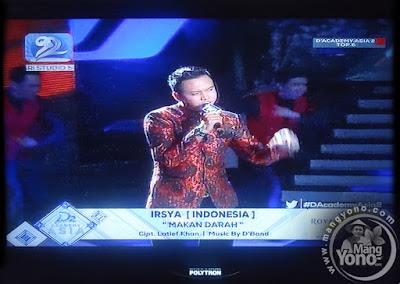 """Irsya Indonesia """"MAKAN DARAH'"""