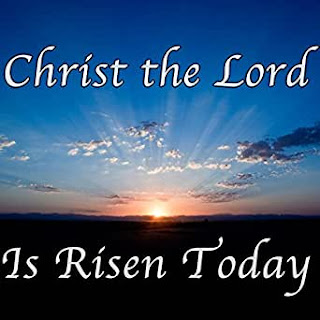 Hymn Lyrics Text - Christ The Lord Is Risen Today