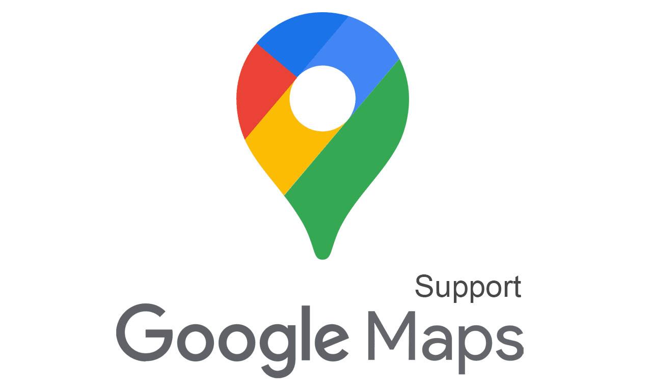 Google Maps техподдержка