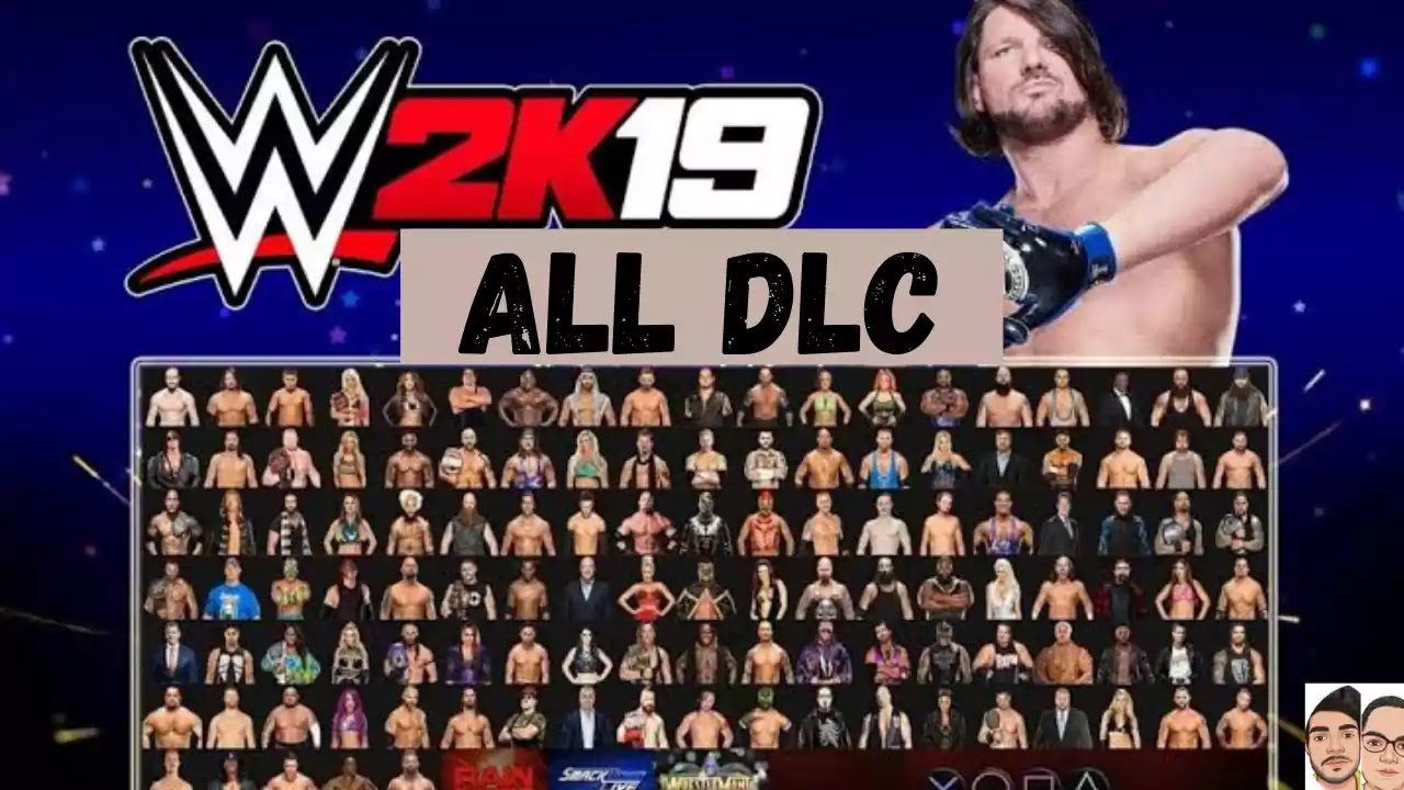 WWE 2K19 Best DLC and mods