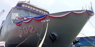 Kapal Perang SSV BRP Davao del Sur (LD-602)