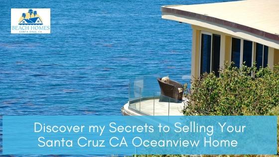Santa Cruz CA Oceanview Homes for Sale