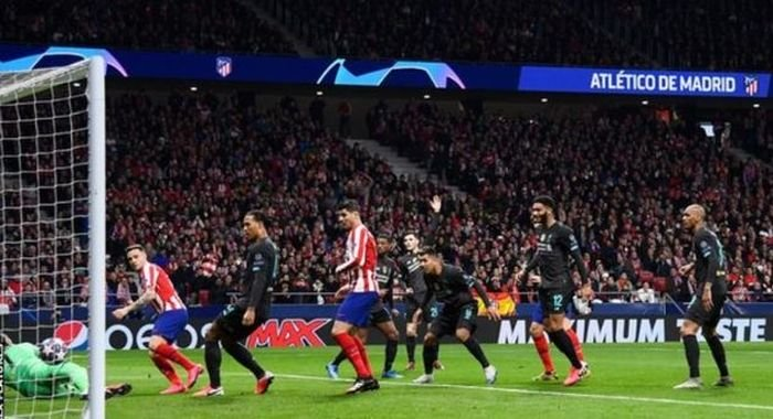 Match Highlight Atletico Madrid 1 0 Liverpool Watch Download Video Here