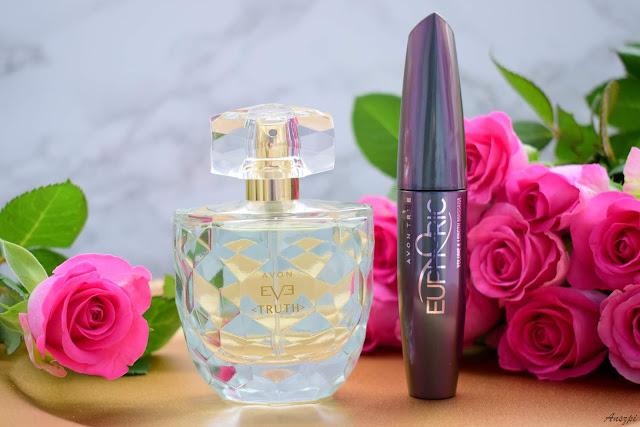 Moje nowości z Avonu: perfumy Eve Truth i tusz do rzęs Euforia