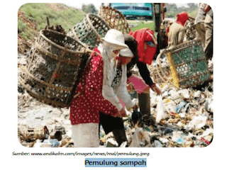 pemulung sampah www.simplenews.me