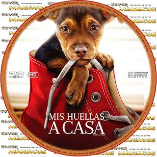 GALLETAMIS HUELLAS A CASA - A DOGS'S WAY HOME - 2019