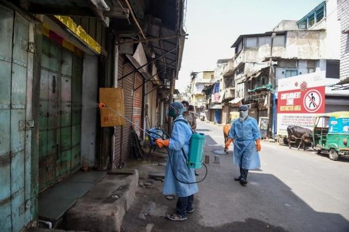 Coronavirus Outbreak: Maharashtra sees spike in case as total reaches 20,228