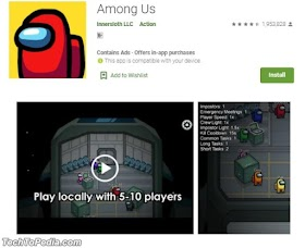 Download AMONG US Game for PC (Windows & Mac)