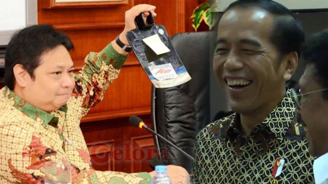 Soal Impor Pacul, Waketum Gerindra: Kangmas Jokowi Kenapa Baru Sadar?