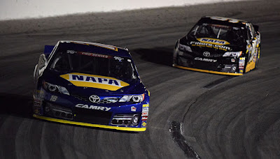 Gilliland led a total of 82 laps en route to his third K&N Pro Series West victory of the season. #NASCAR
