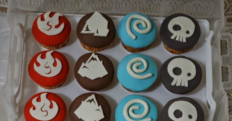 Portal Themed Birthday Cake