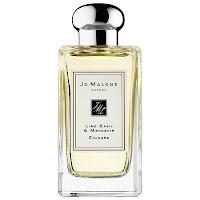 Jo Malone's Lime Basil & Mandarin Cologne