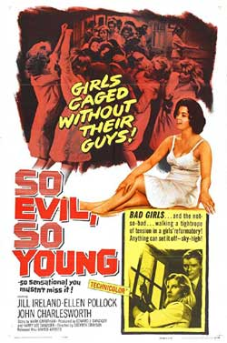 So Evil So Young (1961)