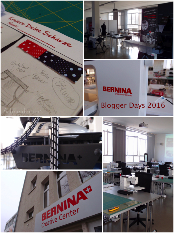 Creativ Center Bernina Blogger Days Steckborn