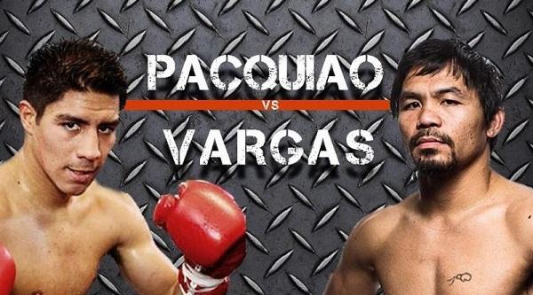 Pacman vs Vargas