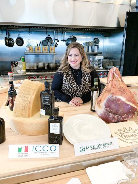 Julia Suppa Italian Heritage Month