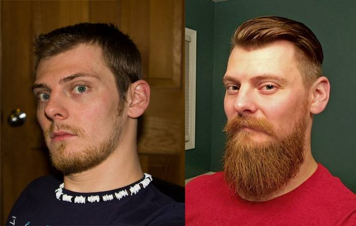 20 evidence that a beard can change the whole personality