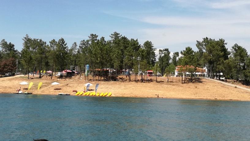 Praia Fluvial do Trízio