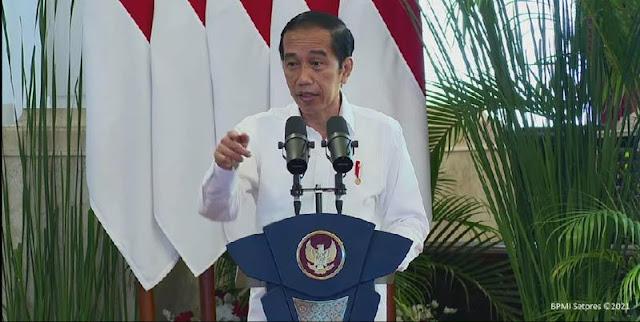 Jokowi Sentil Kementan Soal Subsidi Pupuk Yang Habiskan Rp 33 Triliun Setahun